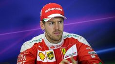 Sebastian Vettel (GER) Scuderia Ferrari in the press conference at Formula One World Championship, Rd1, Australian Grand Prix, Race, Albert Park, Melbourne, Australia, Sunday 20 March 2016. © Sutton Motorsport Images