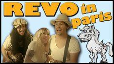 REVO in Paris - Walk off the Earth (+playlist).Good Listen.