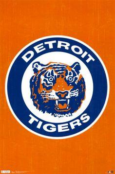 pictures of the detroit tigers