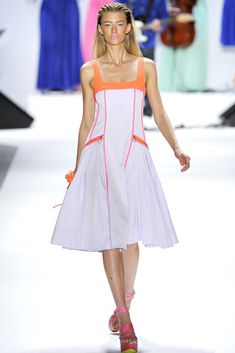 Nanette Lepore Spring 2012 Ready-to-Wear Collection Photos - Vogue