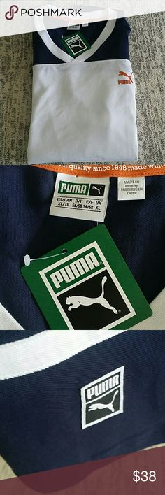 MEN'S LONG SLEEVE SHIRT ( New ) MEN'S LONG SLEEVE SHIRT  (100% COTTON ) Puma Shirts