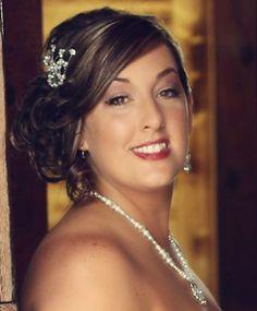 Bridal makeup I did this past Saturday #makeup #bridal #bride #stunning #professional #lovemyjob