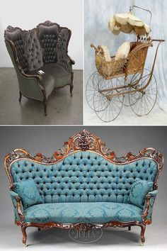 Antique Furniture Stores, Antique French Furniture, Antique Beds, Italian Furniture, Vintage Furniture, Furniture Styles, Home Furniture, Furniture Design, Cherry Wood Furniture