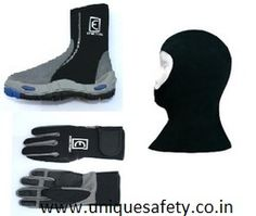 Diving hood, Diving mask, Diving fins, Diving Boots, Diving Gloves