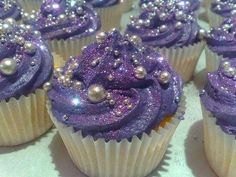 Rarity cupcakes