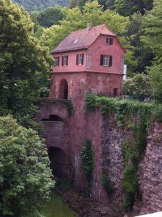 Schloss Heidelberg,Germany  11.Europe
