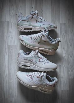 Nike Air Max 90 Sneakerboot MC SP Desert Camo & Nike Air Max 1 SP Desert Camo - 2014 (by smileymalone)