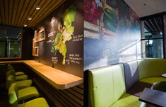 Harvest Market restaurant by Redesign Group, Amsterdam – Netherlands » Retail Design Blog