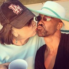 """""""Partners in Crime"""" Thank You Mom for this life. Telling me that.""""Go show the world """"Boo"""" ❤❤❤❤ Sherman Moore, Derek Morgan, Thank You Mom, Soul Train, Television Program, Young And The Restless, Partners In Crime, Criminal Minds, Fashion Models"""