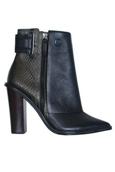 30 Work-Ready Winter Boots That Really Step To It  #refinery29  http://www.refinery29.com/work-boots#slide-25  High Heel Ankle...