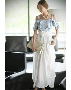 Bohemian Style Color Panel Suspender Dress For Women, Shop online for $21.00 Cheap Dresses code 714906 - Eastclothes.com