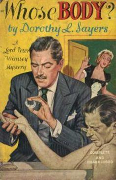 Avon Books - Whose Body? - Dorothy L. Sayers