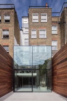 Victorian Remix, Clapham Common, London, England, by Guarnieri Architects