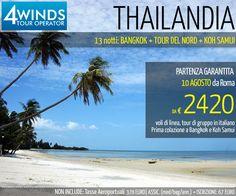 THAILANDIA...UN MONDO DI GENTILE MERAVIGLIA!