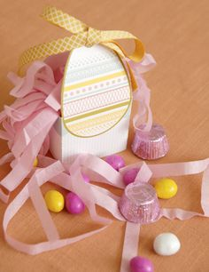 Easter Box Printable