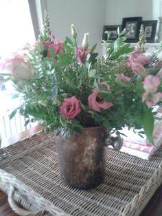 Bloemen <3 just love it - door Tamara de Boer