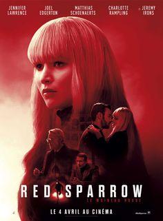 Постер фильма Красный воробей