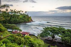 Hilo Hawaii; The east side of the Big Island via @tillthemoney