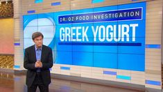 Sneak Peek: Which Greek Yogurt Brand Should You Buy?: Mark Schatzker investigates six popular Greek yogurt brands to find out which ones are the best and healthiest to eat.