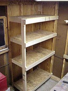 Wooden Shelf Plans Garage Woodworking Projects Plans