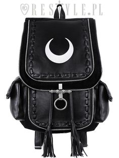 Restyle Crescent Moon Bag