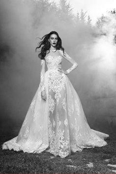 Zuhair Murad collezione sposa 2017 - Vestito in pizzo Zuhair Murad
