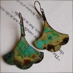 ginko silhouette--I REALLY want these!