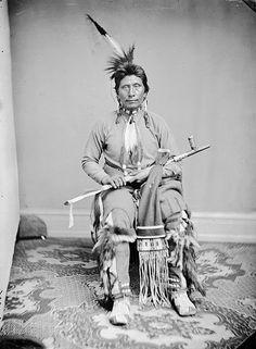 Black Eagle Yankton Dakota -1867