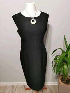 Sukienka biurowa rozm. 42 F&F - Vinted Formal Dresses, Black, Fashion, Dresses For Formal, Moda, Formal Gowns, Black People, Fashion Styles, Formal Dress