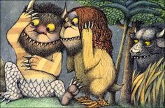 Where The Wild Things Wild Things Are