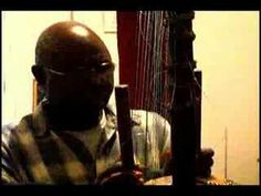 Kora music from Griot Lankandia Cissoko, who hails from the Cassamance region, #Senegal