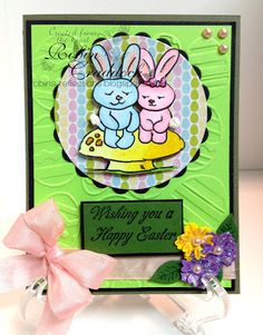 Robin's Reflections: A BUNNY EASTER