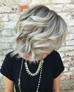 Balayage is my lifeAshy root to icy blonde