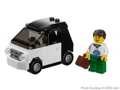 Smart car + Legos = cutest modern stocking stuffer ever! | Christmas Gifts Under $10 - Parenting.com
