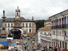 Cazuza: Prefeito interino assume cargo em Ouro Preto, MG e...