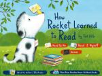 Rocket Learned to Read written by Tad Hills and produced by Random House ($4.99 on App Store for iPad). Rocket the dog isn't interested in reading, but a little yellow bird changes his mind and becomes his reading teacher. This app is well organized and easy to use. There is highlighted narration and verbal pronunciation of a word when tapped. The app also includes two games that build on the theme of learning to read: Bird's Words and Alphabet Drop. 5/2/15
