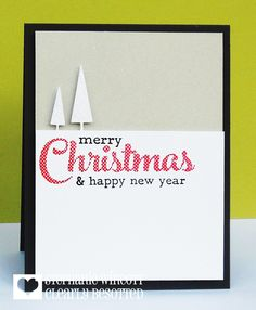 Be Merry | Clearly Besotted Stamps