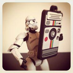 #instathings #camera #trooper #starwars