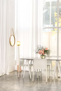 el lugar de trabajo de blush flowers harmony and design a lifestyle blog blush flowerscommercial interiorsdesign - Commercial Interior Design Blog