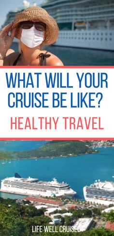 Have you wondered if cruising will be safe and healthy as it starts up again for Caribbean Cruises and other itineraries? At Life Well Cruised we've been keeping up with the latest cruise news and information, to let you know about the changes on cruises (during this time) and healthy sailing protocols. Here's a look at what you can expect as cruises do start up on Carnival, Royal Caribbean, Celebrity, Princess, Norwegian Cruise Line, MSC and more! #cruise #cruiseship #carnivalcruise… Cruise Packing Tips, Cruise Travel, Cruise Vacation, Caribbean Cruise, Royal Caribbean, Best Cruise Ships, Cruise Reviews, Norwegian Cruise Line, Cruise Destinations