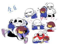 Read random time again from the story El paraíso del Frans by Kiirime (Taisy) with reads. Undertale Memes, Undertale Ships, Undertale Comic, Frans Undertale, Dbz, Toby Fox, Sonic Art, Wattpad, Game Character