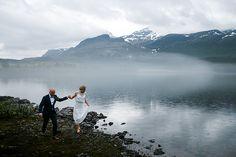 Epic Swedish Wedding by Nordica Photography // www.onefabday.com