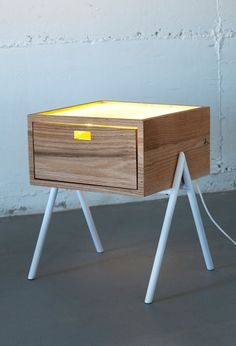 Luminária Misko, da linha Furniture Illuminate the Space