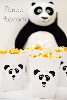 It's always fun to throw a party even if it's only for Family Movie Night. Here are some fun Kung Fu Panda Party Ideas with recipes, crafts and more!