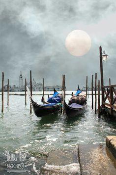 Venedig ist magisch schön.