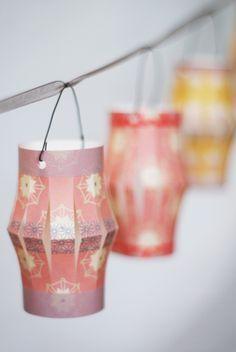 DIY Mini-Lampions