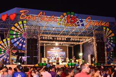 Prefeitura de Boa Vista Boa Vista Junina programação BVJunina15 #PMBV #PrefeituraBoaVista #Roraima #BoaVista