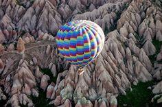 Hovering Over Cappadocia, Turkey Harry Wenkert Photography