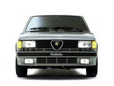 1983–85 Alfa Romeo Giulietta (116)
