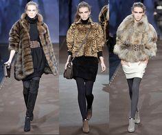 I do wish I lived somewhere cold enough to wear fur...